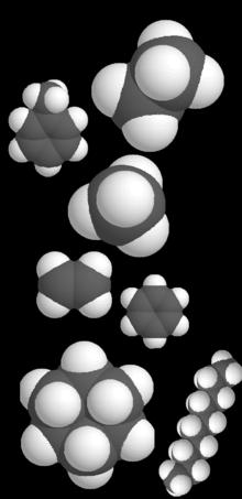 Hidrocarburo wikipedia la enciclopedia libre for Que significa molecula