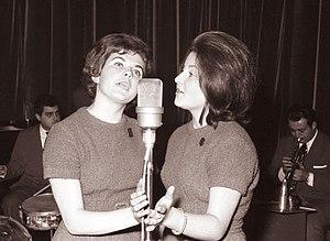 Zdenka Kovačiček - Nada Žitnik and Zdenka Kovačiček, 1961