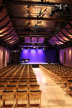 Stockholm Music Museum - Concert Hall