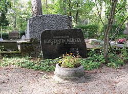 Konstantin Märska haud.jpg