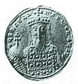 Konstantinos VII Porphyrogennetos, coin from 945.jpg