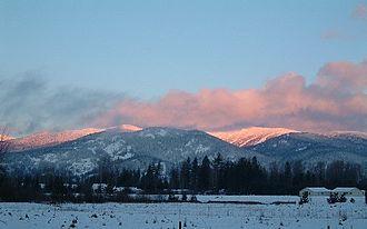 Kootenai, Idaho - Sunrise at Kootenai