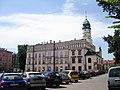 Kraków (Cracow) - Kazimierz - Ratusz Kazimierski - Town Hall - panoramio.jpg