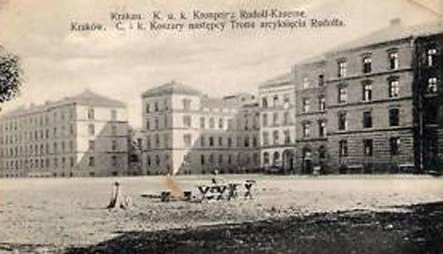 Krakau Rudolf Kas