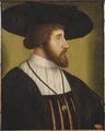 Kristian II 1481-1559, kung av Danmark, Norge och Sverige - Nationalmuseum - 39121.tif