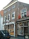 foto van Huis op de hoek van de Gasthuissteeg