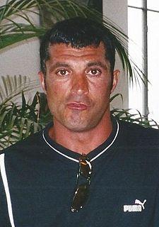 Kubilay Türkyilmaz Turkish-Swiss football player