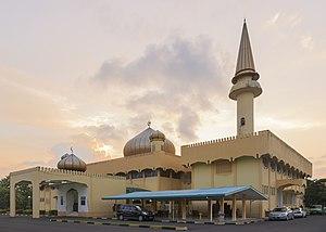 Kudat District - Image: Kudat Sabah Masjid Asy Syakirin 01