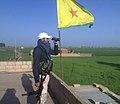 Kurdish YPG Fighter (12853476644).jpg