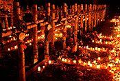 Kwatera Szarych Szeregow Cmentarz Wojskowy na Powazkach