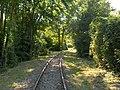 L'ancienne ligne de chemin de fer à Butry.JPG