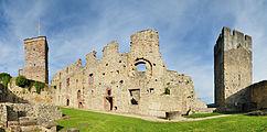 Lörrach - Burg Rötteln - Oberburg14.jpg