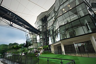 LASALLE College of the Arts - Image: LASALLE College of the Arts (2964089888)