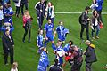 LCFC players celebrate after victory vs Everton (27859481336).jpg