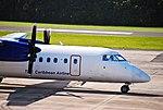 LIAT De Havilland Canada DHC-8-311 Dash 8 V2-LGB (cn 266) (7412927480).jpg
