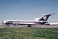LOT Polish Airlines Tupolev Tu-154M; SP-LCK, July 1993 DVI (5287993367).jpg