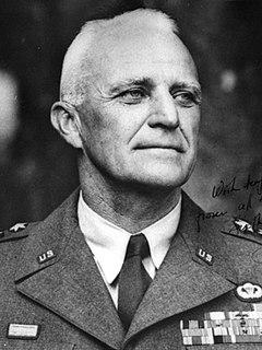 Joseph May Swing US Army general (1894–1984)