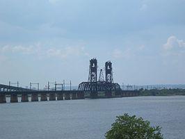 CRRNJ Newark Bay Bridge