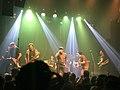 La Vela Puerca in concert 03.jpg