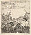 La vache et le veau MET DP828140.jpg