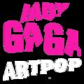 Lady Gaga - ARTPOP logo.png