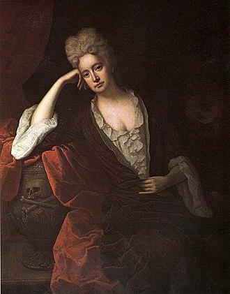 Garret Morphy - Portrait of Lady O'Neill