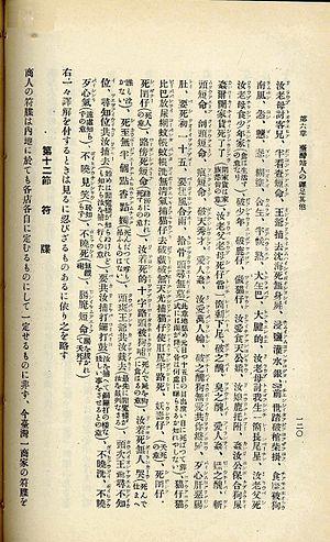 Hokkien profanity - Profanities of Taiwanese Hokkien in Japanese ruled era