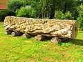 Lahaymeix le tronc d'arbre.JPG