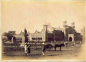Lahore High Court - Lahore High Court in the 1880s