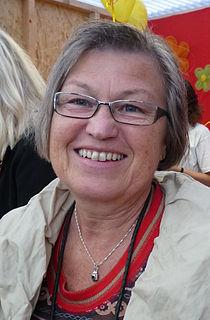 Laila Dåvøy Norwegian politician