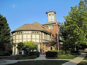 Lake Bluff, Illinois - Lake Bluff Village Hall