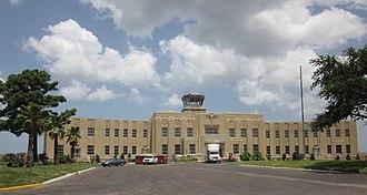 Lakefront Airport - Lakefront Airport, main terminal, 2010