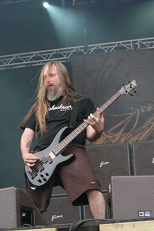 John Campbell (bassist) - Campbell performing in 2007