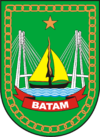 Official seal of Batam