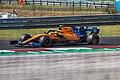 Lando Norris during Hungarian Formula 1 GP.jpg