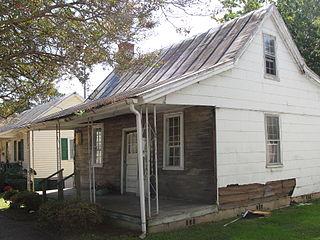 Edenton Historic District United States historic place