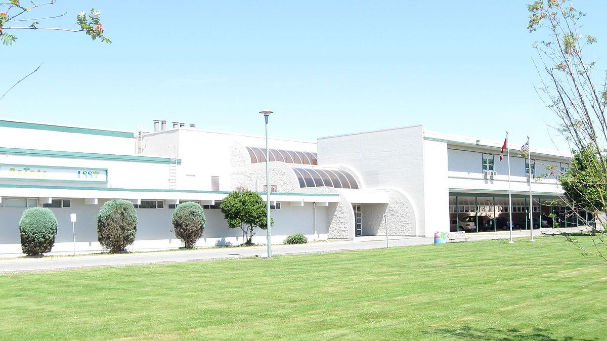 Langley School District: Langley Secondary School