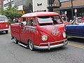 Large VW contingent in Colby Ave cruise (18431743655).jpg