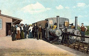 0-3-0 - Listowel and Ballybunion Railway 1900
