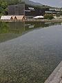 Laténium reflété dans l'eau.jpg