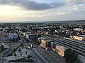 Late afternoon in Olomouc with view of main station.jpg