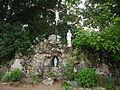 Laubrières grotte de Lourdes.JPG