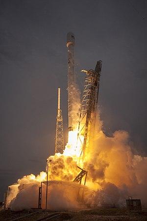 TürkmenÄlem 52°E / MonacoSAT - Launch of Falcon 9 carrying TürkmenÄlem 52°E / MonacoSAT