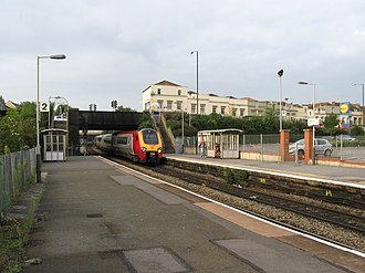 Lawrence Hill, Bristol - Lawrence Hill railway station