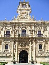 León - Convento-Parador de San Marcos 02