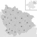 Leere Karte Gemeinden im Bezirk FR.png