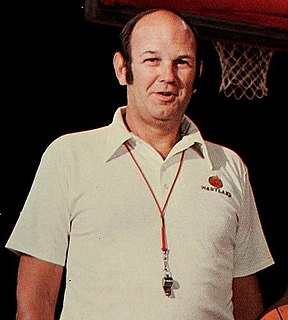 Lefty Driesell American basketball player and coach