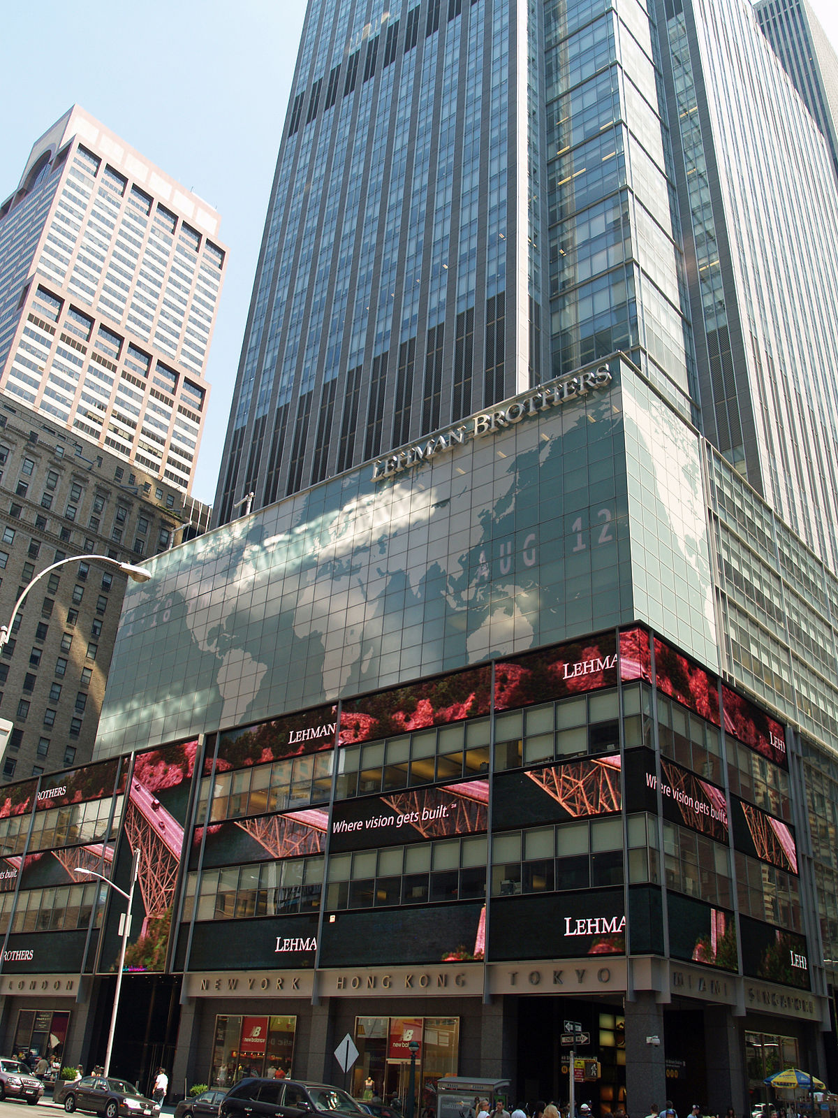 Lehman Brothers and the Persistence of Moral Hazard