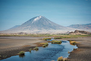 Nature's Great Events - Ol Doinyo Lengai volcano