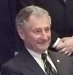 Leonard Kleinrock - Internet Hall of Fame inductees 2012 (cropped).jpg